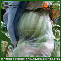 30-50gsm PP spunbond nonwoven fabric for banana protection bags