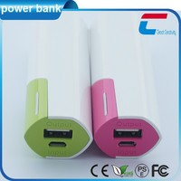 New 2000mAh External power bank Charger pack backup battery case