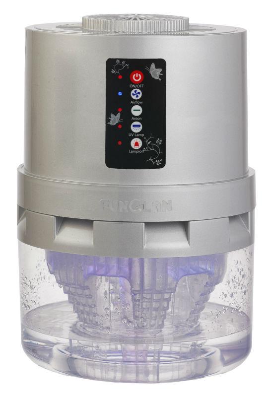 Aire electrostático lavadora de aire