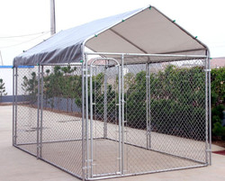 pet shelter, dog kennel