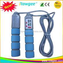2014 hottest jumping rope exercise equipment hand grip