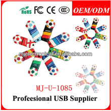 Keyring Usb Disk World Cup Keychain Promotional Keychain Keyring Usb Flash Disk Key Ring Usb Flash Disk