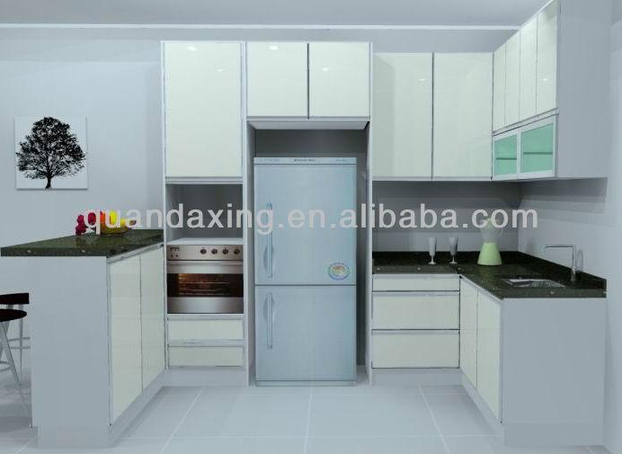 Chambre Garcon Gris Taupe : de cuisine modèle avec de travail en granitArmoire de cuisine