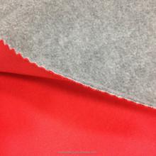 Eco-freindly softshell Functional Bonded Fleece Fabric