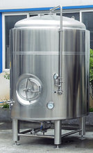 Stainless Steel Beer Bright And Storage Tank Beer Brewing System(CE certificate)