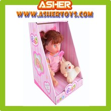 12 Inch New Born Crying Girl baby Doll
