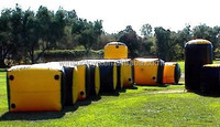 inflatable x bunker x x inflatable airsoft bunker inflatable speedball bunker