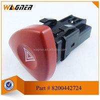 For Renault Hazard Light Switch 8200442724