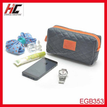 hot selling promotional high quality cheap fashion pu cosmetic bag online shopping HongKong
