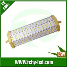 Shenzhen quality r7s bulb CRI80 107lm/w led r7s double ended metal halide lighting bulb for Table lamp/Wall light