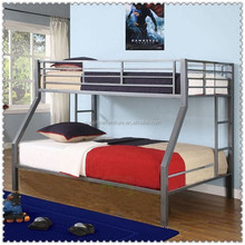 metal frames bunk bed/kids bed in bedroom