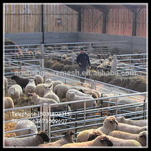 robust and durable sheep/goats paddock rail fence panels (temporary/flexible)