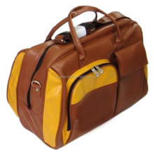 2015 Top Quality leather Golf Boston Bag for Golf Club HB-06