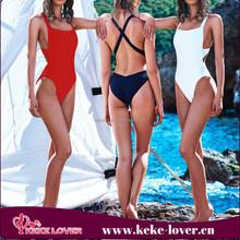 2015 new fashion sexy one-piece muslim swimwear for girls popular triangl swimwear bikini three colors swimwear wholesale