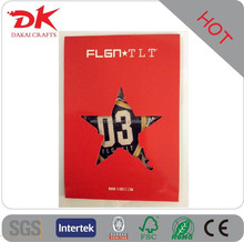 9 different football clubs perfume paper tester