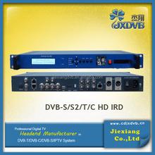dvb satellite receiver/ reciver satellite hd dvb-s2 IRD