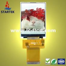 KD024C-4 2.4 inch 240*320, ST7789V, 8/9/16/18 bit MCU, 3/4 wire SPI, 16/18 bit RGB interface TFT LCD module