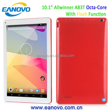 Eanovo latest 10 inch Allwinner A83T wifi Octa Core tablet