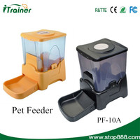 Popular! Digital Pet Automatic Feeder for Dogs & Cats with LCD Displayer PF-10A