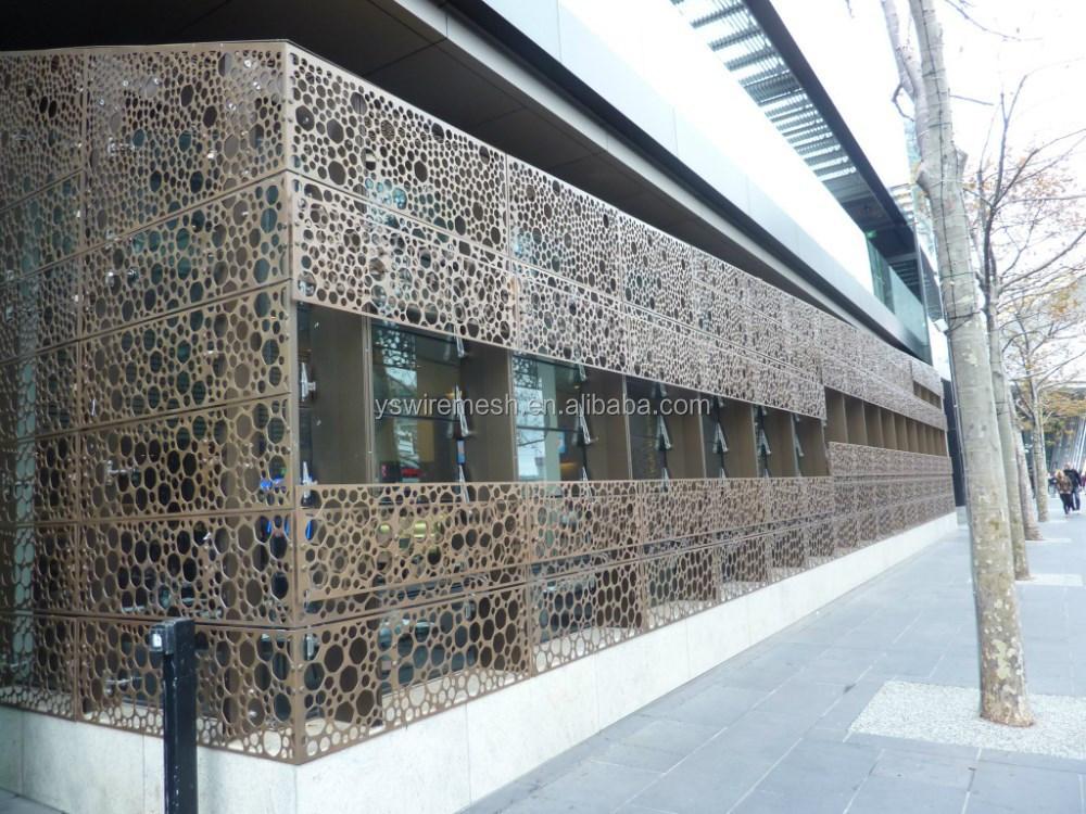 Verschiedene Design Perforierten Wand Geschlitzten Mesh