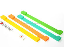 Business Gift Use and europe, usa, africa, asia, thailand silicone wristband