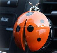 Fashion AUTO PERFUME / car beatles air freshener / car perfume for auto vent clips