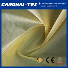 High density nylon ripstop parachute fabric