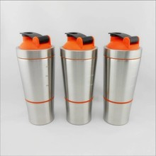wholesales shaker bottle and powder storage,accept paypal payments