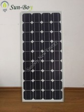 Monocrystalline 100 Watt Solar Panel