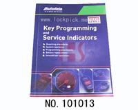 brand new Worldwide Key Programming and Service Indicators(English)/101013