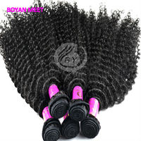 Hot Selling Wholesale High Quality 100% Virgin Malaysian Human Hair Weft