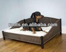 poly rattan dog/cat house