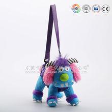ICTI audited best quality soft toys plush pajama bag