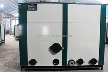 Low-carbon energy biomass industrial wood hot water boiler machine can save 50% cost