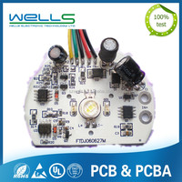 PCB Digital video recorder PCB/PCBA ,SMT processing ,high frequency circuit board