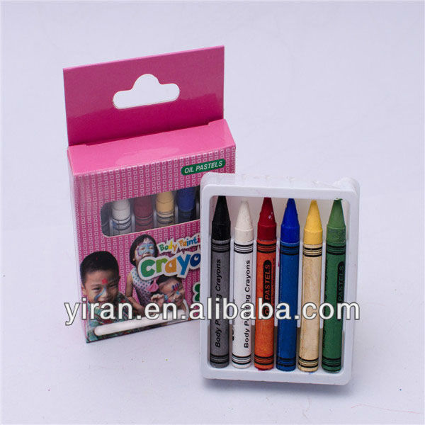 2014 Face Body Paint Crayons Pen with Safe Ingredients