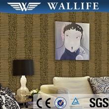 DK60606 Latest decorative brick washable home texture pvc wallpaper