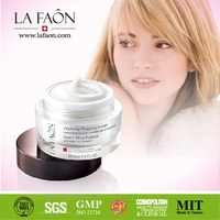 Salon treatment fight wrinkles face bright cream
