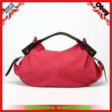 2015 newest fancy korean canvas tote bag,make up bags china manufactury
