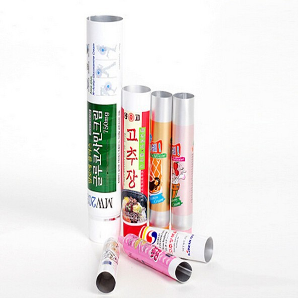 Plastic Tube Packaging For Food Plastic Tube Food Packaging