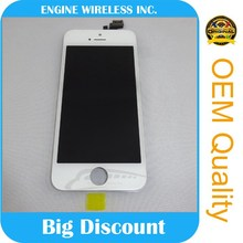 mobile phone spare parts for iphone 5 LCD module