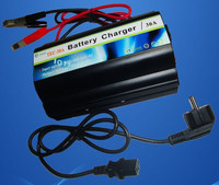 Solar Control 30A Lead Acid Car Battery Charger 12V