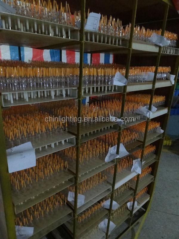 горячая продажа led g45 e14 4w затемняемый светодиодная лампа накаливания/китай поставщик