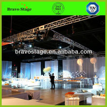 Well known circular on sale aluminum lighting truss