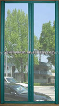 green color window screen