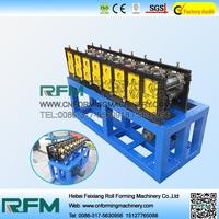 FX roof rainwater gutter forming machine manufacturer