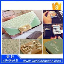 luxury Wallet Card Holder Flip Universal Phone Case For LG G2 D802
