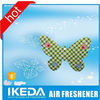 Aroma intense color paper air fresheners