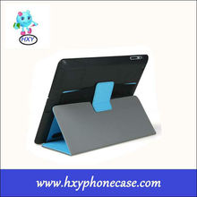 Speaker Amplifier Design Folio Stand Leather Case For iPad 2 3 4