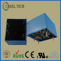 CE, ROHS approved 47252 dual output 5VDC 3.5W encapsulated pcb power supply